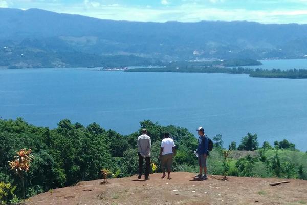Wisata Alam Syaii Mengke Gunung Merah Nafri Kota Jayapura